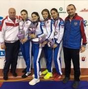 Донская юниорка стала бронзовым призером этапа Кубка мира по фехтованию