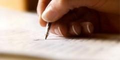 Около 300 донских выпускников напишут итоговое сочинение в дополнительные сроки