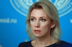 Захарова в ответ на слова Порошенко про бедность заявила, что он «осатанел»