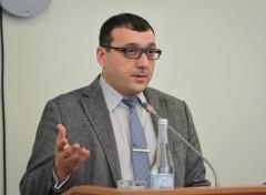 Главой департамента транспорта Ростова назначен Христофор Ермашов