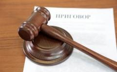 В Изобильном мужчина осужден за угон, незаконное приобретение оружия и убийство