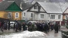 В Белоруссии задержан подросток, убивший учителя и школьника