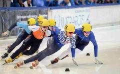 Конькобежец из Кубани завоевал награды международных соревнований