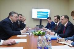 Глава Ставрополья обсудил развитие СКИП «Мастер» с гендиректором ПАО «КамАз»
