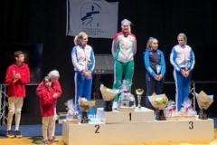 Донская шпажистка Евгения Жаркова взяла «бронзу» на этапе юниорского Кубка мира во Франции