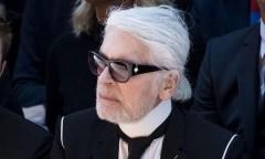 Во Франции скончался модельер Карл Лагерфельд