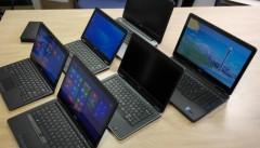 Объем рынка ноутбуков южного региона в 2018 году вырос на 11%