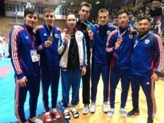 В Словении донские спортсмены завоевали медали на соревнованиях по тхэквондо