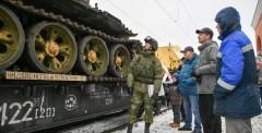 В Ростов-на-Дону сегодня прибудет поезд с военными трофеями из Сирии