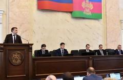На Кубани приняли закон о компенсациях затрат при подключении к цифровому телевидению