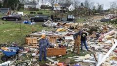 В Алабаме из-за торнадо погибли 22 человека