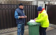 Жители Невинномысска начали получать бесплатные мусорные контейнеры