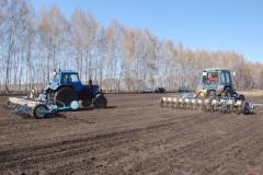Ставрополье увеличит площадь сева яровых на 1,5%