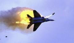 В Польше разбился истребитель МиГ-29