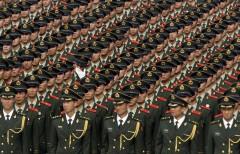 Китай увеличит бюджет армии на 7,5%