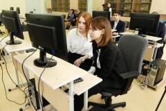 В школе №44 Ставрополя прошел «Урок цифры»