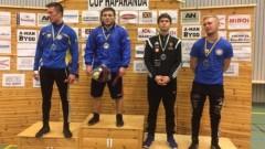 Донской спортсмен взял «серебро» первенства Европы по спортивной борьбе