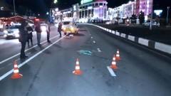 В Сочи при ДТП пострадали два пешехода, один из них скончался