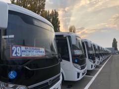 Маршрутный автобус №29 в Ростове-на-Дону перестал ходить до пл. Карла Маркса