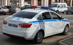 В Адыгее 23-летний парень влетел на иномарке в столб