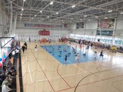 В Славянском районе Кубани открылся новый спорткомплекс