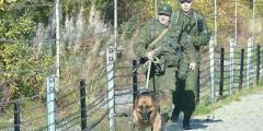 Близ Сочи пограничники задержали гастарбайтера из Средней Азии