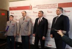 В Северо-Кавказском округе Росгвардии назначен новый командующий