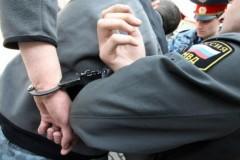 На 32-летнего уроженца калмыцкого села Троицкое, ударившего полицейского, завели дело