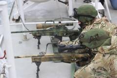 В Новороссийске пограничники провели командно-штабное учение «Лагуна-2019»