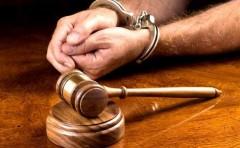Житель Элисты осужден за применение насилия в отношении представителя власти