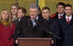 Петр Порошенко пообещал вернуть Крым в состав Украины сразу после выборов