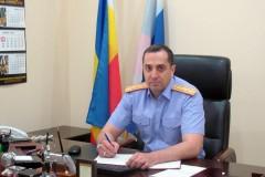 Глава Южного следственного управления на транспорте Максим Ткаченко проведёт выездной личный приём граждан в Минеральных Водах