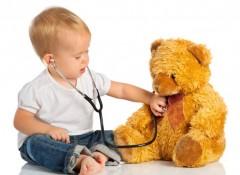 В России дети чаще всего страдают от проблем с органами дыхания