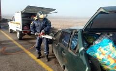Донские спасатели деблокировали водителя, погибшего при столкновении с «КамАЗом»