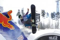 Tele2 и Red Bull договорились о проектах по другим правилам