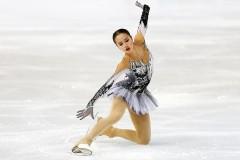 Алина Загитова выиграла «золото» ЧМ по фигурному катанию в Японии