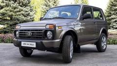 АвтоВАЗ намерен модернизировать внедорожник Lada 4x4