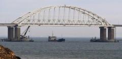Росгвардия взяла под охрану Крымский мост