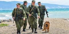 На Кубани объявлен набор кандидатов на прохождение военной службы пограничниками по контракту