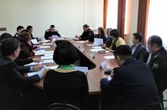 В Калмыкии в следственном управлении СКР состоялось межведомственное совещание