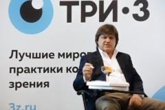 Офтальмохирург Александр Бойко: «Наша задача – искоренить привычку плохо видеть»