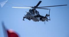 В Казахстане разбился вертолет, погибли 13 военных
