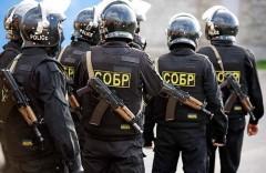1 апреля сотрудники СОБР празднуют годовщину образования подразделения