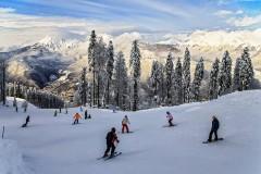 Впервые за 5 лет в Краснодарском крае продлен горнолыжный сезон