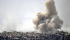По ливийскому городу Триполи нанесен ракетный удар
