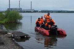 Сегодня сочинские спасатели провели тренировку по ликвидации последствий паводков