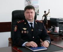 Отдел МВД по Тахтамукайскому району Адыгеи возглавил полковник полиции Сергей Логинов