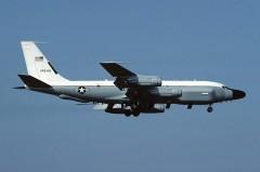Самолет ВВС США заметили недалеко от Крыма