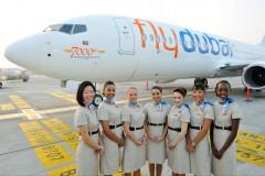Flydubai первой запускает рейсы в Сочи