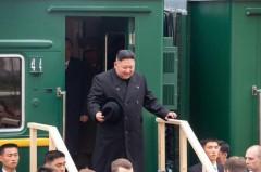 Ким Чен Ын попробовал в России каравай